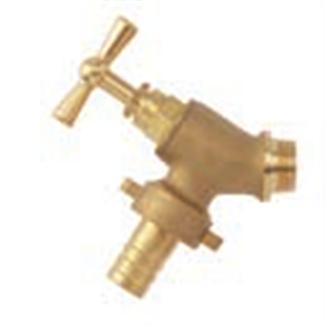 Water tap Ø 1/2 head 3/4 oblique