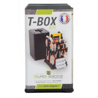 TBox 400 Posso Euronegoce Caja de herramientas
