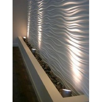 """Panneau Wall Panel 3d """"océan"""" Nmc 2Pcs"""