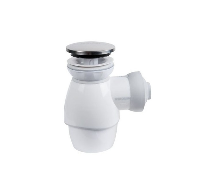 Automatic Quick-Clac Drain Kit + Siphon - Wirquin Pro