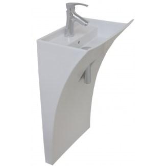 "Ceramic washbasin ""Allure"""