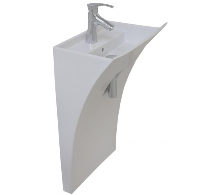 Lavabo Allure Blanc - Euronegoce Distributions