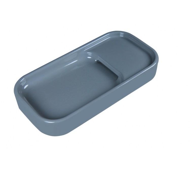 Lave-mains Félouque ardoise mat