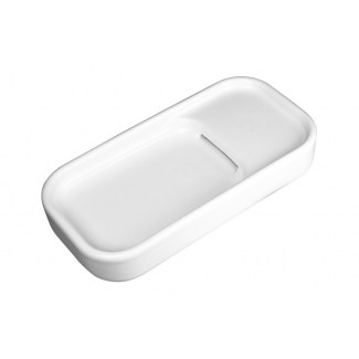 Félouque handwasher Satin White