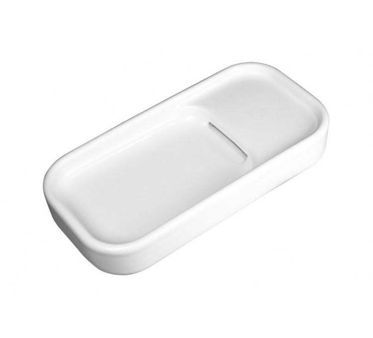 Lave-mains Félouque Blanc satiné