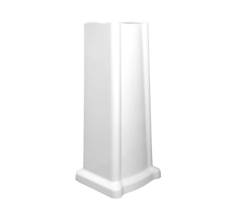 """Keramiksäule für die Toilette """"Luxor""""."""