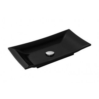 "Countertop ceramic washbasins ""Evasion"" Galley stamp."