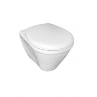 Abgehängte Toilette wc Große Große Sarreguemines.