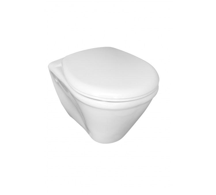 Suspended toilet wc Large Large Sarreguemines.
