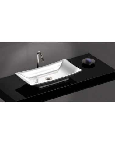 Vasque Céramique Evasion Blanc Sarreguemines