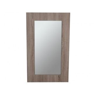 Miroir Rectangulaire Bois Clair Urban