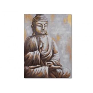 Golden Buddha Canvas