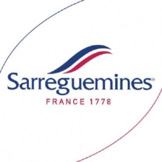 Evier Céramique 2 Bacs Baroque Anthracite Sarreguemines.