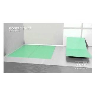 Sous couche Parquet Noma Parket Green plaques 5mm 7M2