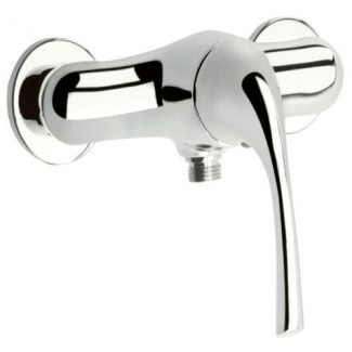 Chrome-plated shower mixer Izmir Sterman
