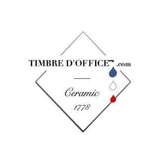 Evier Céramique 1Bac + Egouttoire Grand Siècle Noir Sarreguemines.