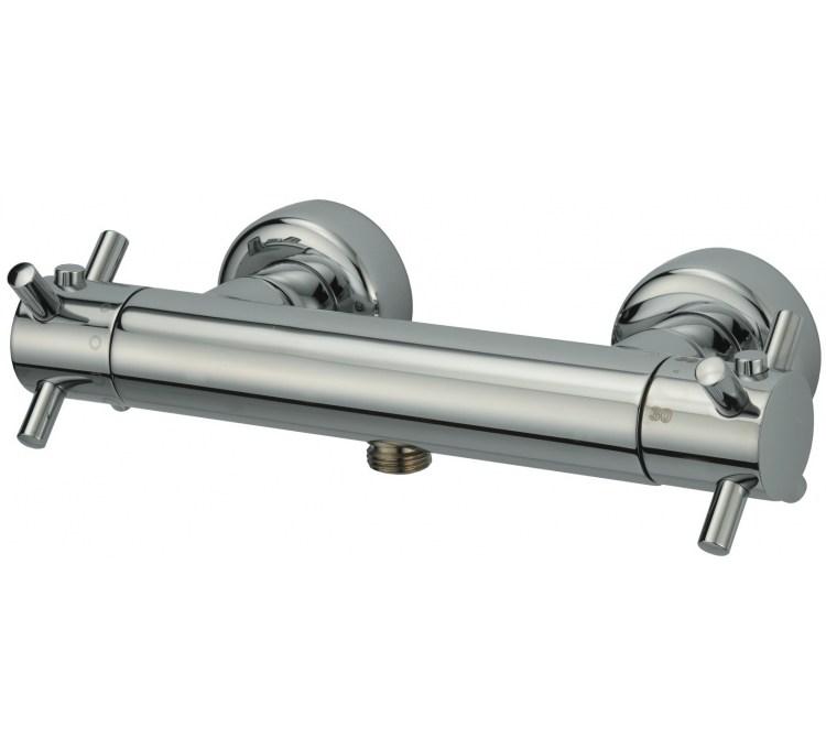 Mezcladoras Termostáticas de Ducha Kiko Ecostop 150mm
