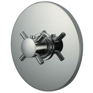 Miscelatore termostatico Kiko da incasso 3/4 con rosone