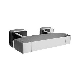 Mitigeurs Kubo Thermostatiques NF Pour Douche Murale