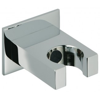 Flat fixed wall bracket