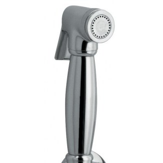 Salome hygienic hand shower in brass