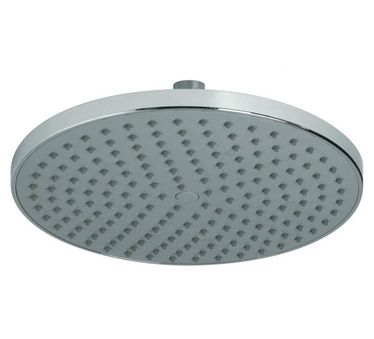 Soffione doccia in abs con punte anti-incrinatura Ø200mm