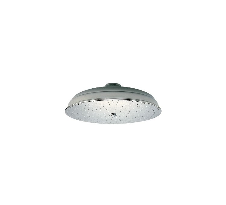 Maxi chrome standard showerhead without gallery Ø300 mm