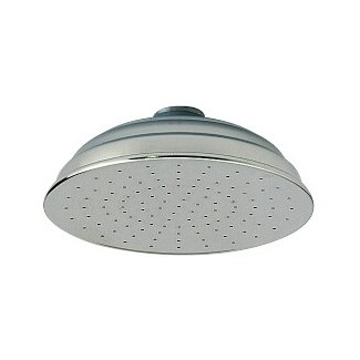 Maxi showerhead without gallery Ø150mm