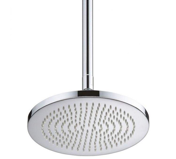 Cabezal de ducha maxi ultraplaca Ø 250 mm EP 8 mm