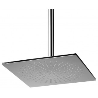 Maxi showerhead ultraplate 300x300mm ep 8mm