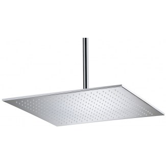 Maxi showerheads ultra flat 500x500mm ep 8 mm