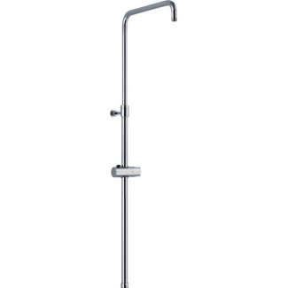 Basic telescopic shower column