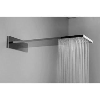 Soffione doccia per doccia a getto d'acqua US 1 getto