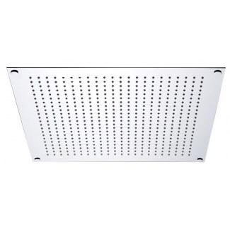 Douche de plafond sans chromothérapie 410x410mm