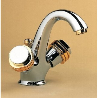 1 hole Ceramic washbasin mixer