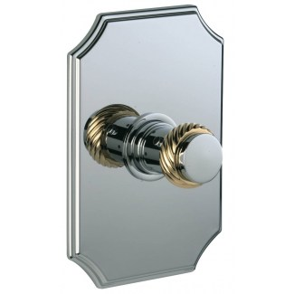 Thermostatic shower control 3/4 60 L/mm