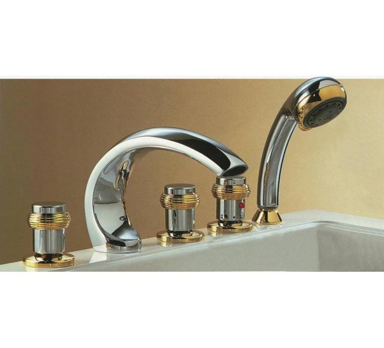 Baño termostático baño 5 agujeros antares