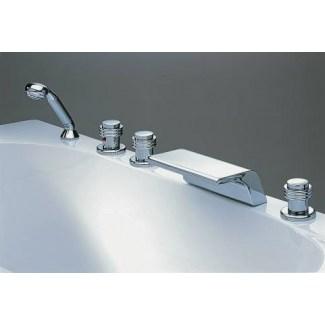 Batterie bain douche cascade 3 bis