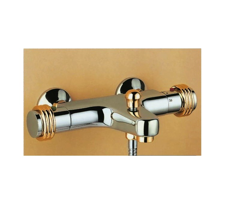Rubinetto termostatico della doccia del bagno
