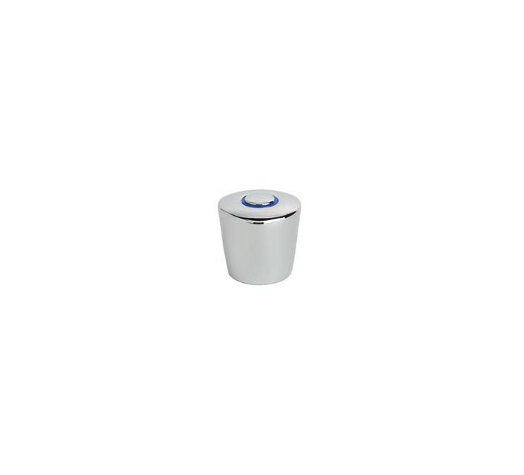 Bretelle Per testa del rubinetto in ottone cromato Ø8 mm