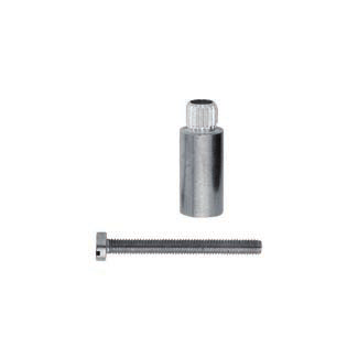 Axle extension for faucet heads