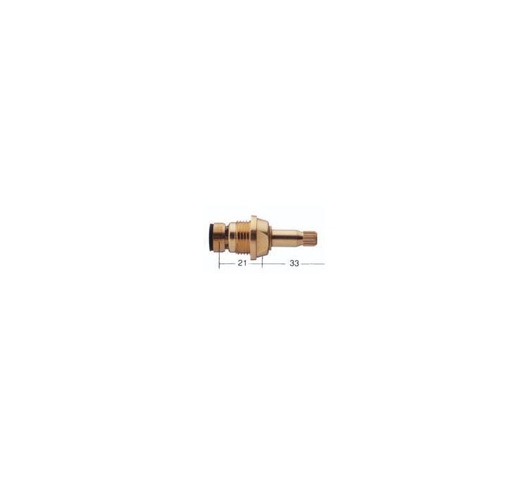 Tete de robinet spéciales Pangaud18x150 Piel