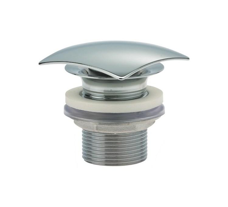 "Free drain plug Ø60 mm 1 ""1/4 square fixed flap"