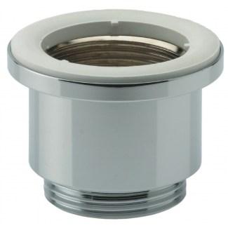 "Dump drain cup 1 ""1/4 cylindrical"