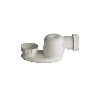 Swivel tub drain Ø40 mm