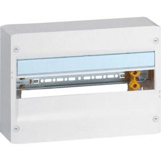 Tableau électrique nu LEGRAND 1 rangée 18 modules