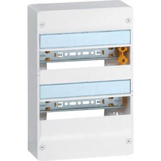 Tableau électrique nu LEGRAND 2 rangées 26 modules