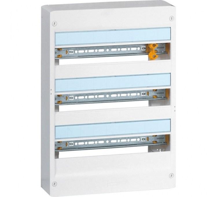 Tableau électrique Legrand nu 3 rangées 54 modules