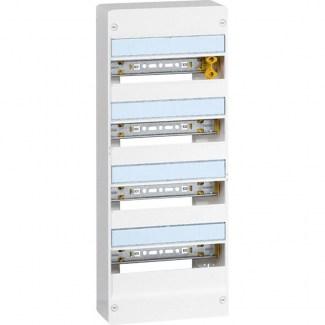 Tableau électrique LEGRAND nu 4 rangées 52 modules