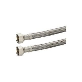 Flexible D'alimentation inox 12-17 FF 30CM